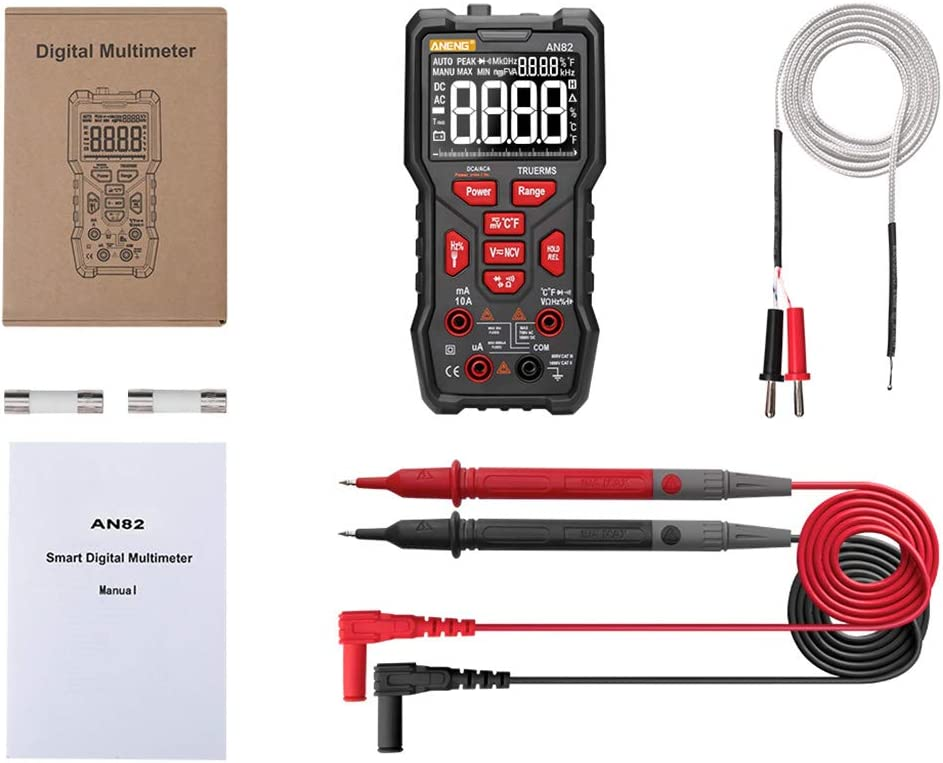 YIFEIJIAO AN82 Digital Excellence Multimeter DIY NEW Tester Transi Professional