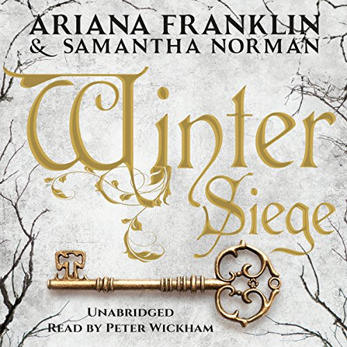 Winter Siege audiobook cover art