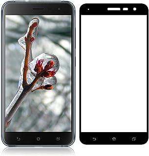 واقي شاشة كامل ZE552KL لهاتف اسوس زينفون 3 زجاج صلب مقاوم للصدمات حماية الشاشة لها صلابة