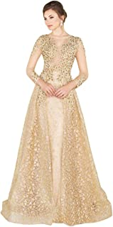 Best mac duggal embellished gown Reviews