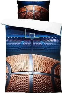 SHINICHISTAR Basketball Boys Comforter Set Twin Bedding Sports Style'
