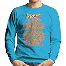 The Fresh Prince of Bel Air Lyrics Men's Sweatshirt
