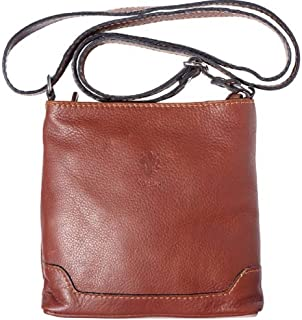 Mini Very Soft Leather Crossbody Bag