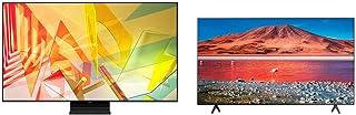 "TV Samsung 65"" 4k Smart TV QLED QN65Q90TAFXZX (2020) más pantalla 4K 50"" UN50TU7000FXZX"