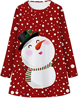 Best christmas red dress for girls Reviews