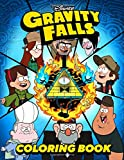 Gravity Falls Coloring Book: Coloring Books For Kids And Adults Who Love Gravity Falls