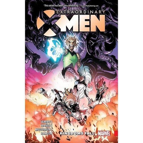 Extraordinary X-Men, Volume 3: Kingdoms Fall