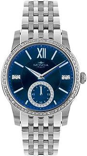 Mondia Madison Lady Womens Analog Japanese Quartz Watch with Stainless Steel Bracelet MI741-4BM