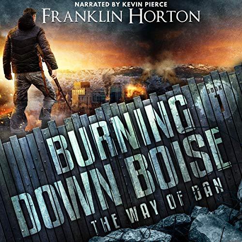 Burning Down Boise cover art