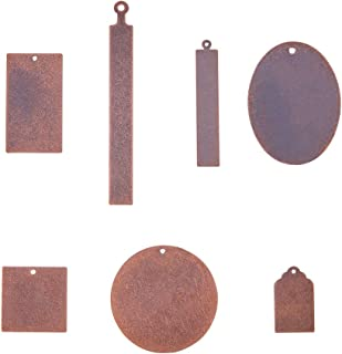 copper shapes for jewelry
