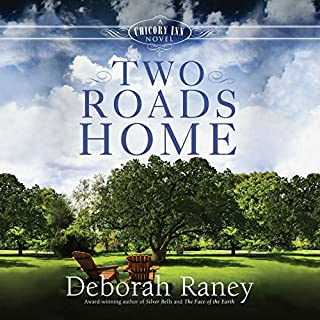 Two Roads Home audiobook cover art