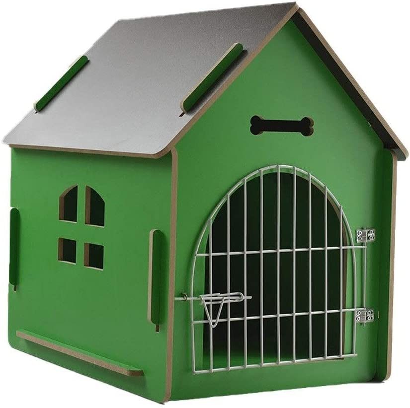 LLNN Pet House Rabbit Nest Safety and trust Tent Wood Detroit Mall Cotton Bed Fabric Brack