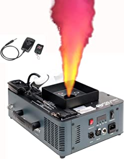 ADJ Fog Fury Jett Smoke Machine & LED Lights w/ Wireless Remote | FOG-FURY-JETT