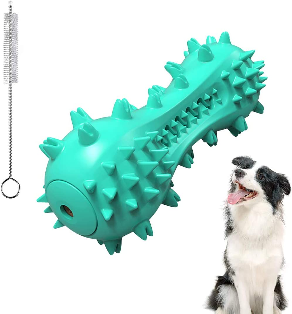 UOLIWO Store Dog Toothbrush Cash special price Chew Toy Teeth Care Dental Cleaning Bone