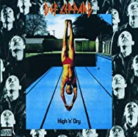 HIGH 'N' DRY(reissue) by DEF LEPPARD (2006-08-30)