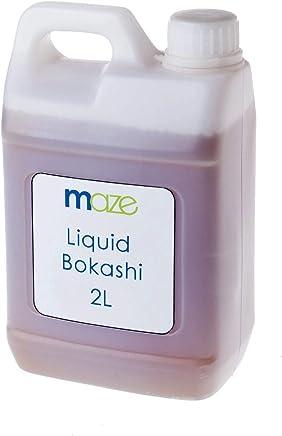 Maze Composting Liquid Bokashi 2 Litre Refill Top-up Bottle