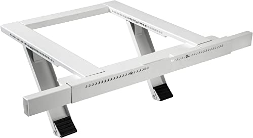 new arrival RightHand Window Air Conditioner Mounting Support Bracket – Easy To Install lowest Universal online AC Mount, No Tools Required, Heavy Duty Steel Construction Holds Up To 200 lbs – Fits Single Or Double Hung Window outlet sale