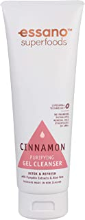 Essano Superfoods Cinnamon Purifying Gel Cleanser, 100ml