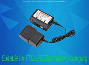 Feilun FT012 RC Boat Battery Charger Battery Charger Suitable for 11.1V Remote Battery Charging