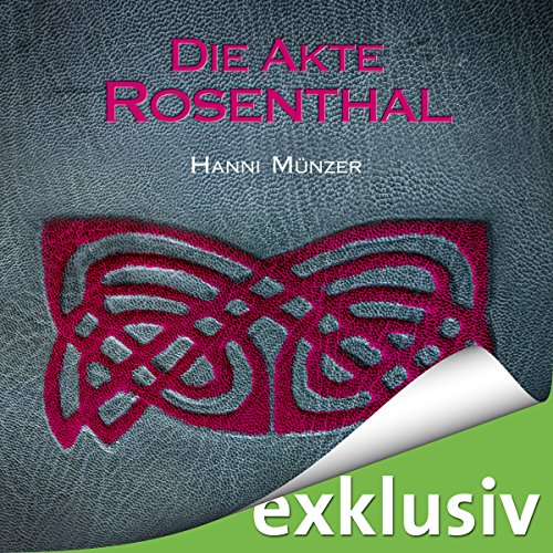 Die Akte Rosenthal audiobook cover art