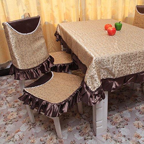 Jacquard Rectangle Nappes 130 * 180cm 150 * 200cm sont utilisés pour les tables de différentes tailles et types , 2 , 130*180cm