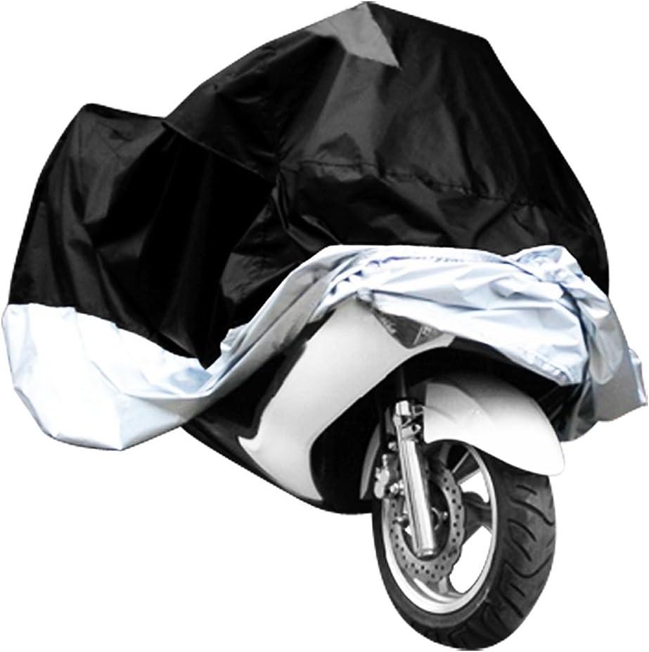 Surepromise - Funda para moto (diseño de camuflaje, tamaños XL, XXL y XXL)