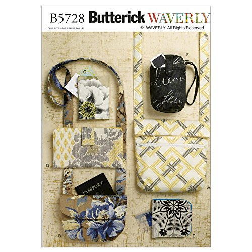 BUTTERICK PATTERNS B5728 Bags and Purses