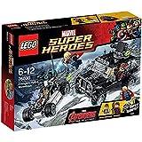 LEGO - Los Vengadores vs. Hydra, Multicolor (76030)