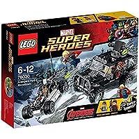 レゴ (LEGO) スーパー・ヒーローズ アベンジャーズとヒドラの決戦 76030