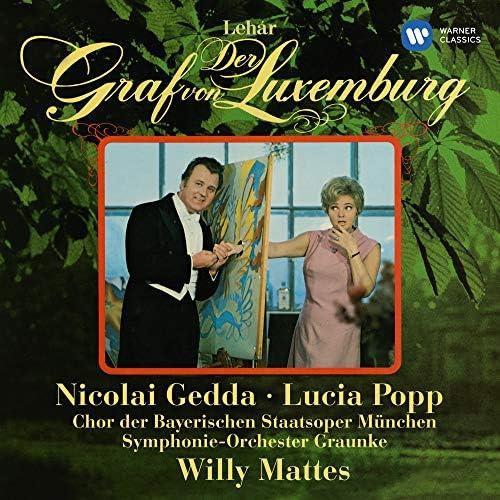 Lucia Popp, Nicolai Gedda, Symphonie-Orchester Graunke & Willy Mattes