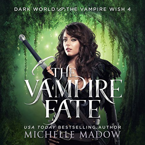 The Vampire Fate audiobook cover art