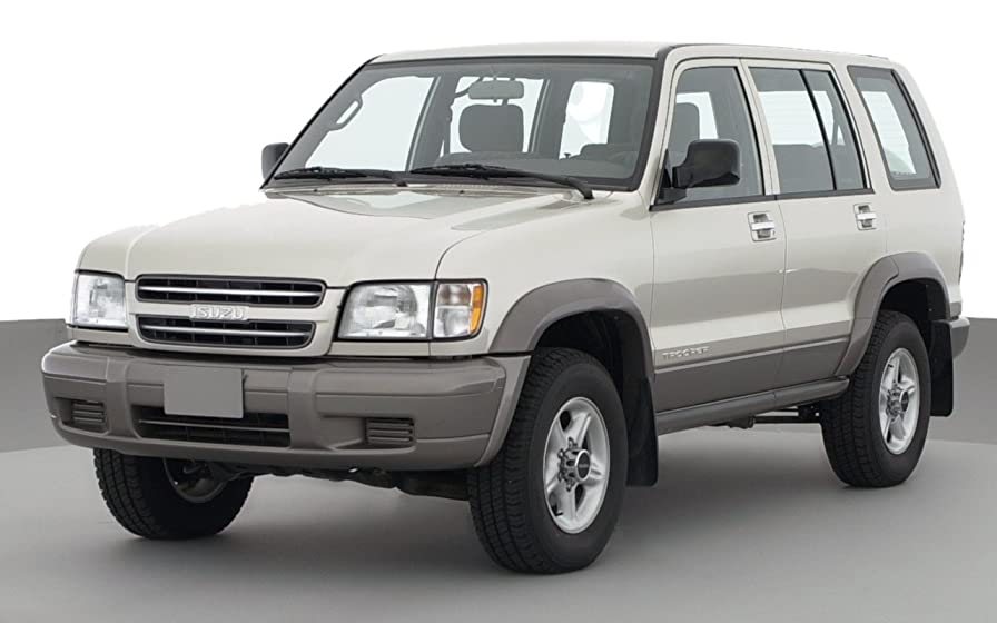 Amazon 2001 Isuzu Trooper Reviews Images And Specs Vehicles