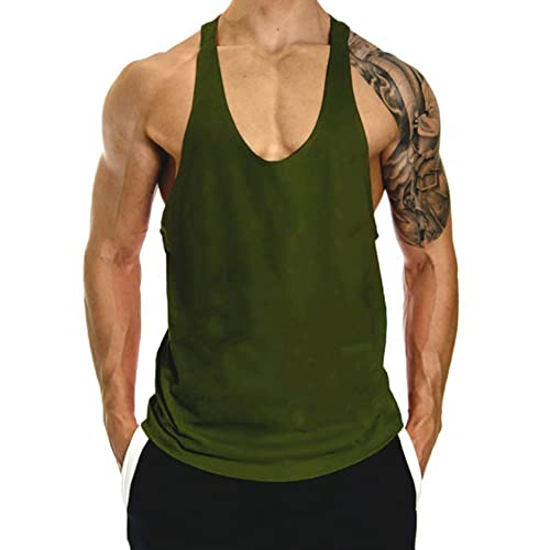 2d18996f065209 Gym Vest  Buy Gym Vest Online at Best Prices in India - Amazon.in