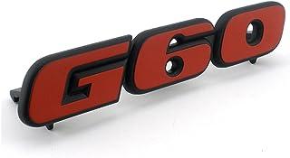 Stlei Store Fit voor Passat Corrado Sticker Fit voor Golf 2 Fit voor Golf 3 35i Logo Badge G60 Belettering Engine Logo Emb...
