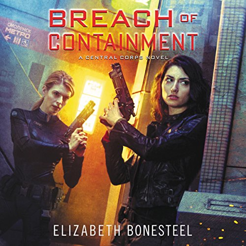 Breach of Containment audiobook cover art