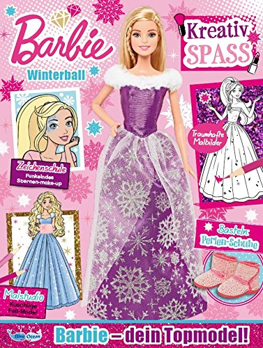 Barbie KreativSPASS Magazin Nr.07/2017 - Winterball