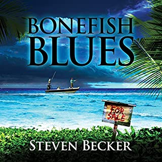 Bonefish Blues audiobook cover art