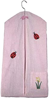 Patch Magic 12-Inch by 23-Inch Ladybug Diaper Stacker