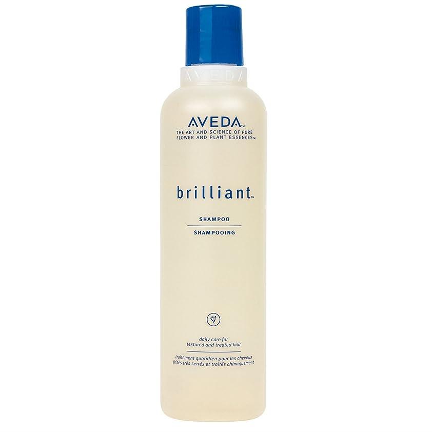 悲しみ押す無許可[AVEDA] アヴェダ華麗なシャンプー千ミリリットル - Aveda Brilliant Shampoo 1000ml [並行輸入品]