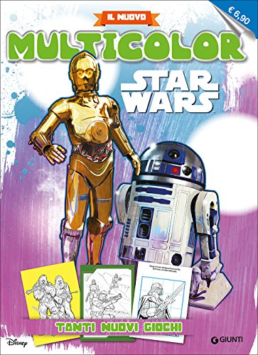 Star Wars. Il nuovo multicolor