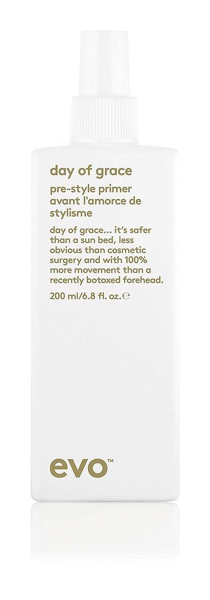 一月パキスタン刈り取るイーヴォ Day Of Grace Pre-Style Primer 200ml/6.8oz並行輸入品
