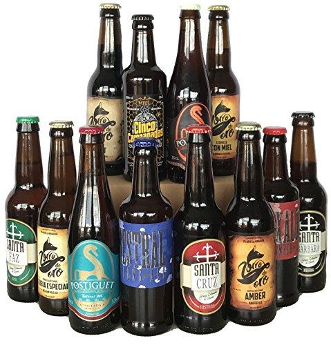CERVEZA BOX 12 Cervezas Artesanas...