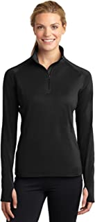 Women's Sport Wick Stretch 1/2 Zip Pullover