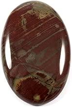 Gems&Jewels 88.75ct Superb Oval Natural Sonoran Dendritic Rhyolite Loose Gemstone Cabochon