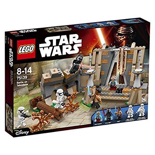LEGO - 75139 - La Bataille de Takodana