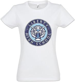 Liberty High I Camiseta de Mujer Women T-Shirt