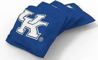 Wild Sports NCAA College Cornhole Bean Bag Set (8 Pack)