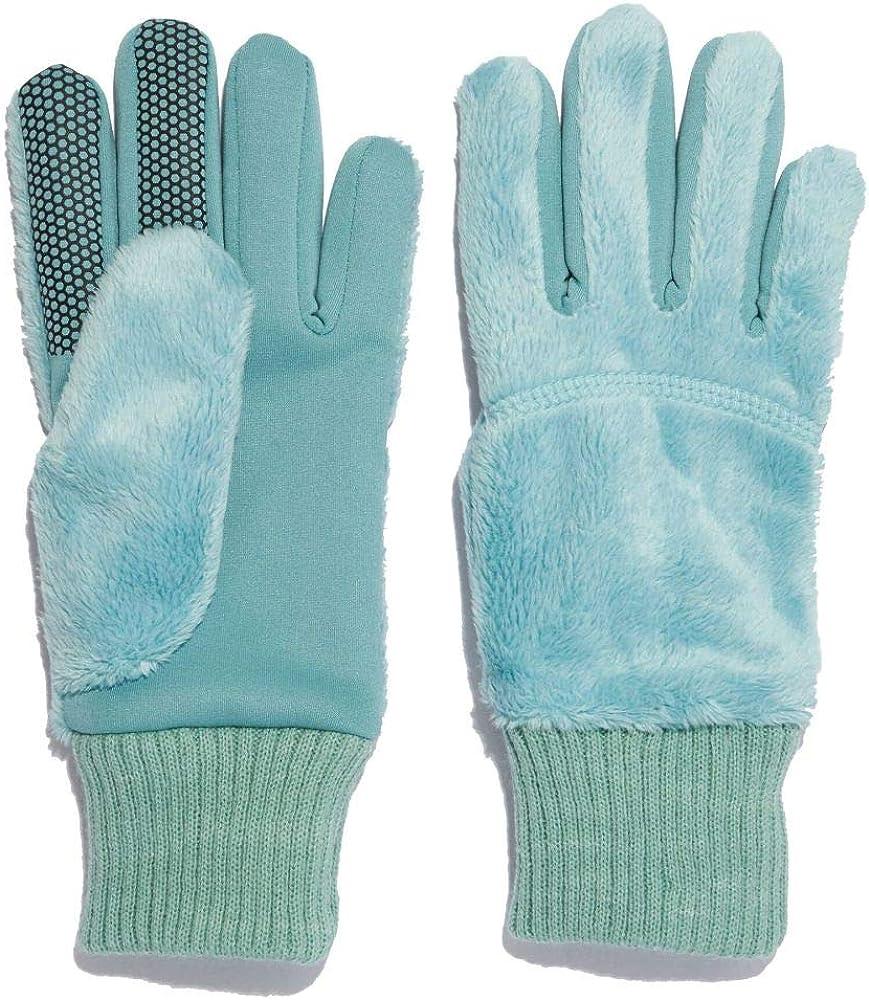 IGLOOSBUILT Womens Butterpile Fleece Touch Gloves – Ladies Cold Winter Weather Gear