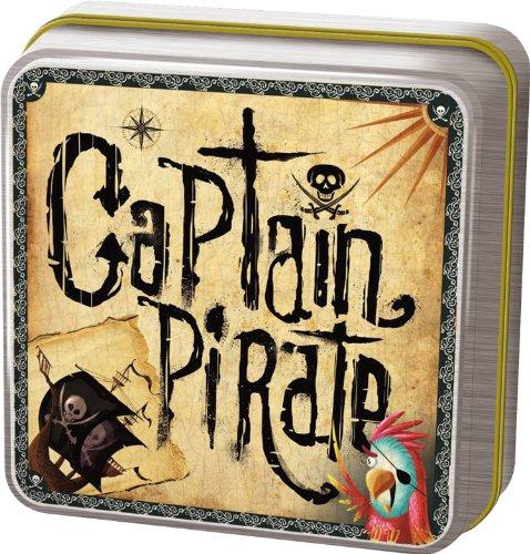 Asmodée - JP32 - Jeu d'ambiance - Captain Pirate