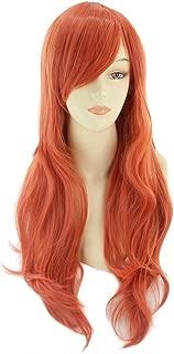 BERON 26'' Long Curly Cosplay Constume Party Wig (Orange)